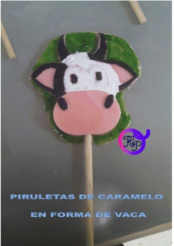 PIRULETA DE VACA